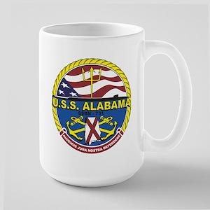 Uss Alabama Ssbn 731 Mugs