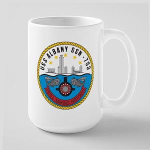 Uss Albany Ssn 753 Mugs