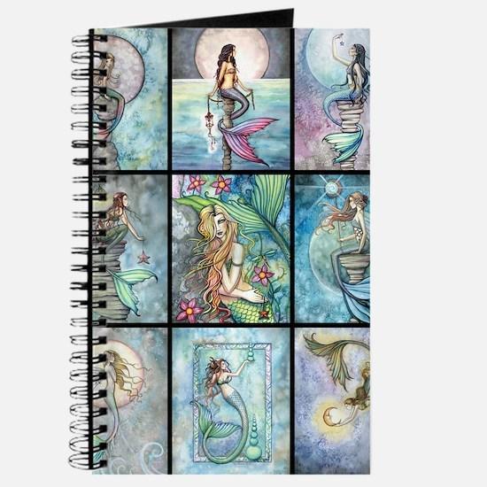 Molly Harrison Mermaids Fantasy Art Journal