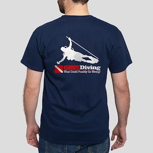 Cavediving 2 T-Shirt