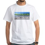 Willets Go Marching White T-Shirt
