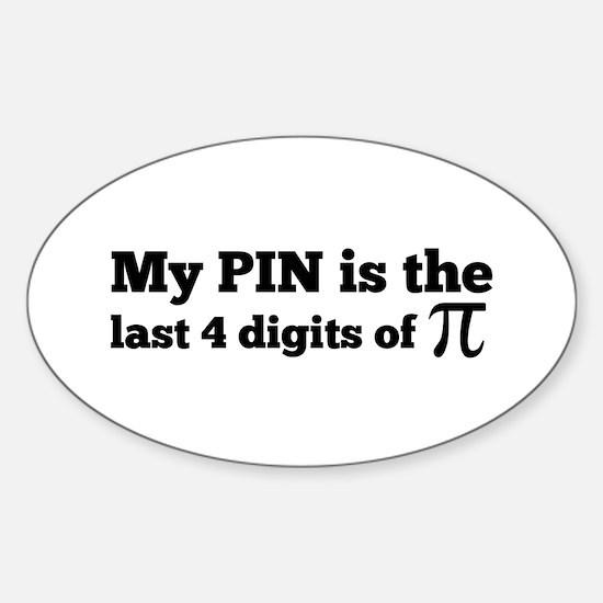 Cute Teachers Sticker (Oval)
