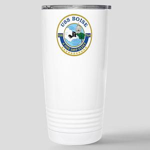 Uss Boise Ssn 764 Stainless Steel Travel Mug