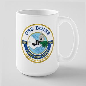 Uss Boise Ssn 764 Mugs