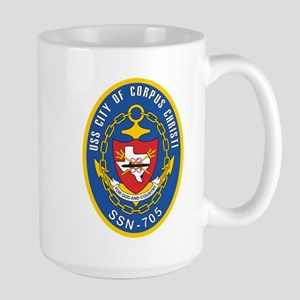 USS City of Corpus Christi SSN 705 Mugs