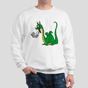 Puff Breath Sweatshirt