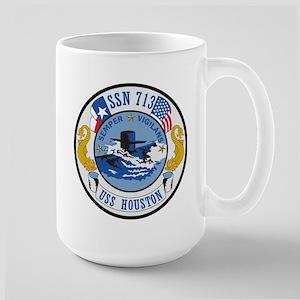 USS Houston SSN 713 Mugs