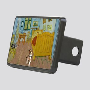 Pets Van  Gogh Room Rectangular Hitch Cover