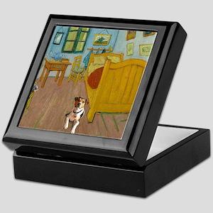 Pets Van  Gogh Room Keepsake Box