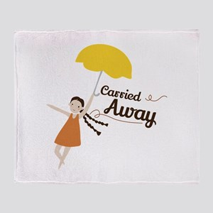Carried Away Throw Blanket