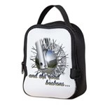 The Road Beckons Neoprene Lunch Bag