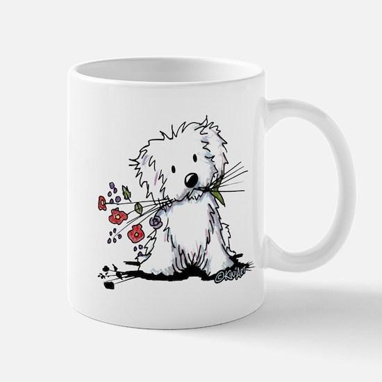 Coton de Tulear Gardener Mug