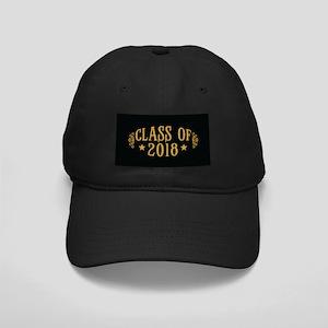 Class of 2018 Black Cap