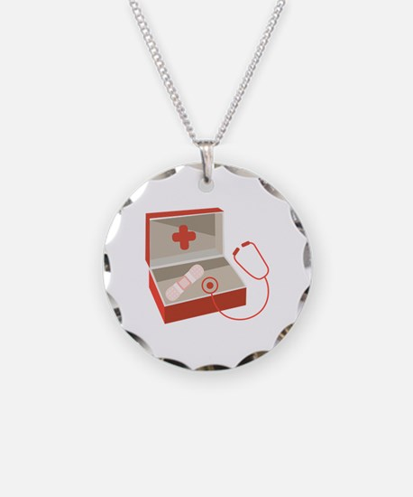 First Aid Necklace