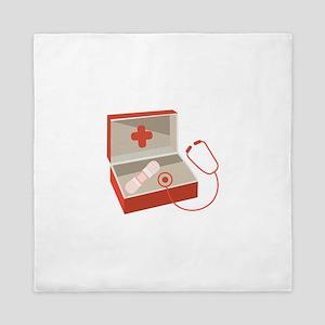 First Aid Queen Duvet