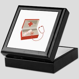 First Aid Keepsake Box