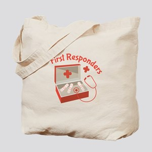 First Responders Tote Bag