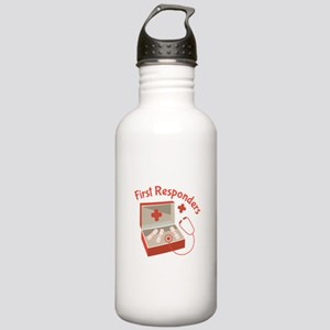 First Responders Water Bottle