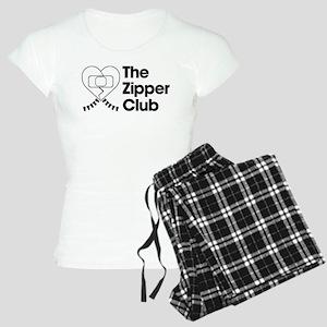 The Zipper Club Women's Light Pajamas