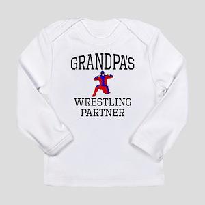 Grandpas Wrestling Partner Long Sleeve T-Shirt