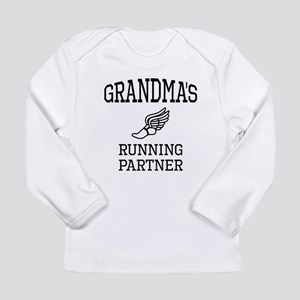 Grandmas Running Partner Long Sleeve T-Shirt
