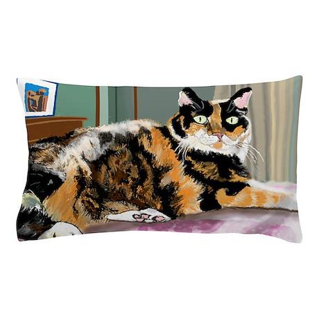 Cali Q Kitten Pillow Case