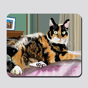 Cali Q Kitten Mousepad
