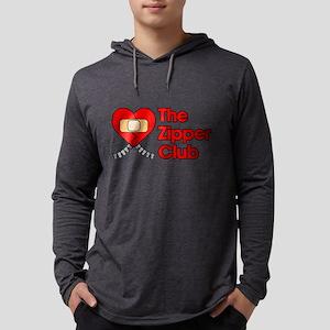 The Zipper Club Mens Hooded Shirt