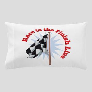 Finish Line Pillow Case