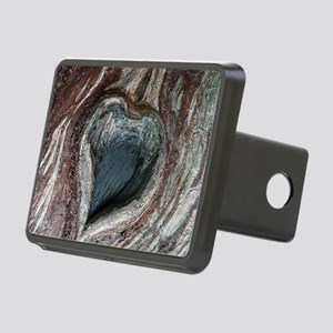 Natural Love Rectangular Hitch Cover