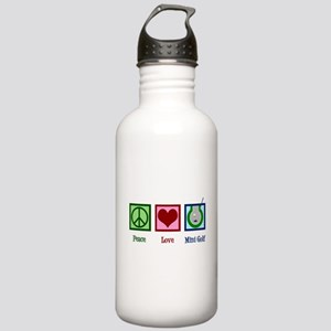 Cute Mini Golf Stainless Water Bottle 1.0L