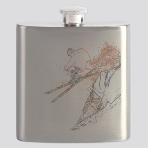Cliff Jump Flask