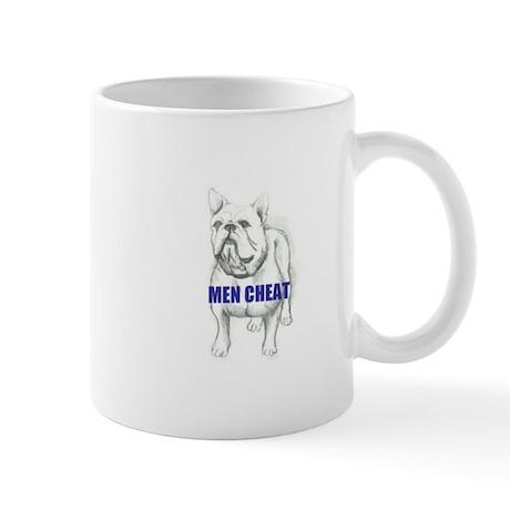 MEN CHEAT Mug