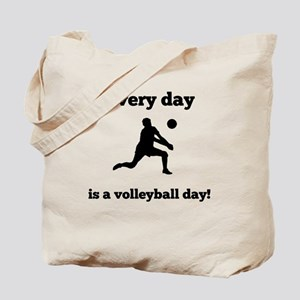 Every Day Is A Volleyball Day Tote Bag