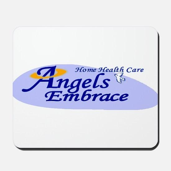 ANGELS EMBRACE Mousepad