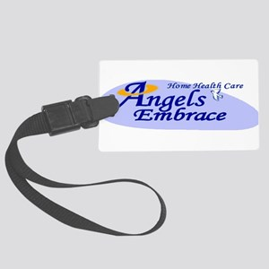 ANGELS EMBRACE Luggage Tag