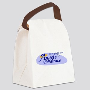 ANGELS EMBRACE Canvas Lunch Bag