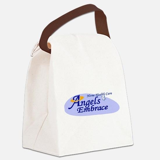 ANGELS EMBRACE Canvas Lunch Bag