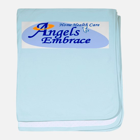 ANGELS EMBRACE baby blanket