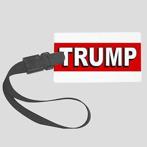 Donald Trump 2016 Luggage Tag