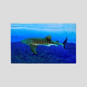 Whale Shark Area Rug