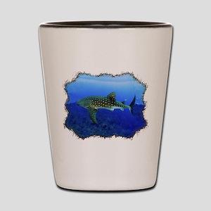 Whale Shark Shot Glass