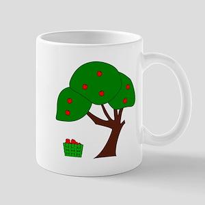 Apple Tree Mugs