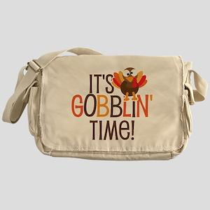 It's Gobblin' Time! Messenger Bag