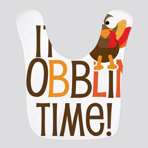 It's Gobblin' Time! Bib