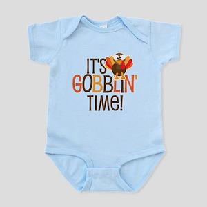 It's Gobblin' Time! Infant Bodysuit