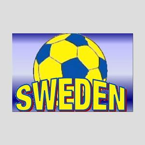 "11""x17"" Team Sweden Soccer Poster"