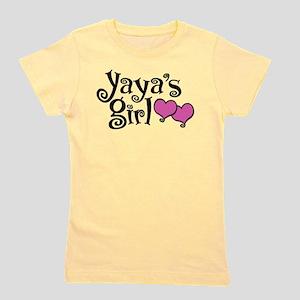 Yaya's Girl Girl's Tee