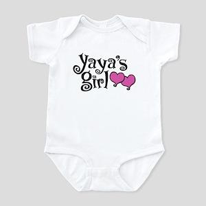 Yaya's Girl Infant Bodysuit
