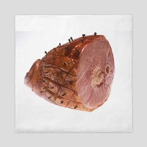 Glazed Ham Queen Duvet